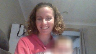 Amanda Harris, mother of three. A man has been charged with her murder.
