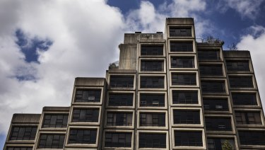 The Sirius building at 2-60 Cumberland Street, The Rocks, is on the market.
