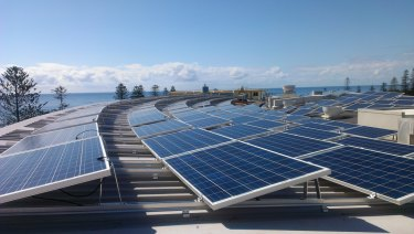 New solar installations have hit a record high but numbers are expected slow down over the coming months.