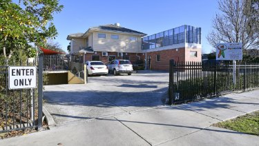 The childcare centre in Bentleigh East sold for $5.6 million.