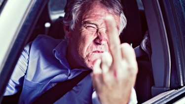 In one Australian survey, 88 per cent of respondents claimed to have been the victims of road rage.