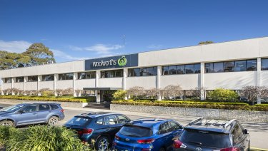 Growthpoint sold Woolworths' Mulgrave distribution centre.
