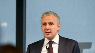Telstra's CEO Andy Penn has long talked of the company's plans for a technology future.
