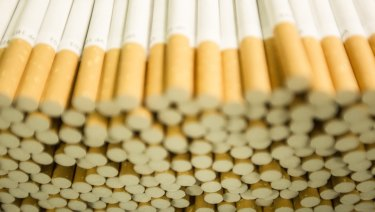 Cigarette company Philip Morris is scaling back its Australian sales operations.