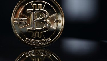 Bitcoin has jumped by 40 per cent since the start of July.