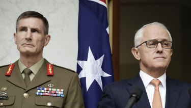 Prime Minister Malcolm Turnbull made the announcement in Canberra on Monday.