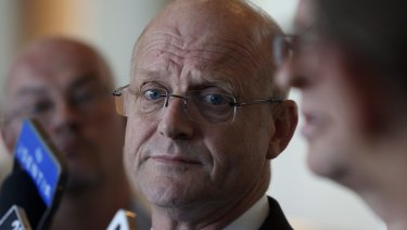 """As taxpayers we are at the mercy of an entity with unparalleled power,"" Senator Leyonhjelm said."