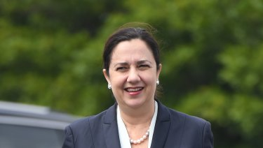 Premier Annastacia Palaszczuk has announced a $300 million affordable energy plan.