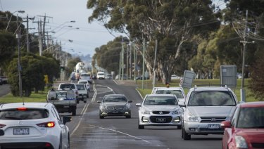 Craigieburn Road forms part of the northern roads upgrade package.