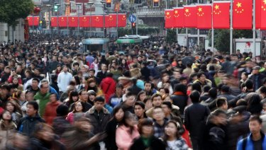 Foreign investors are fleeing Chinese markets.