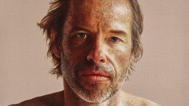Archibald Prize finalist: Anne Middleton's Guy.