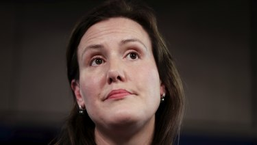 Revenue and Financial Services Minister Kelly O'Dwyer wants ABN reform.