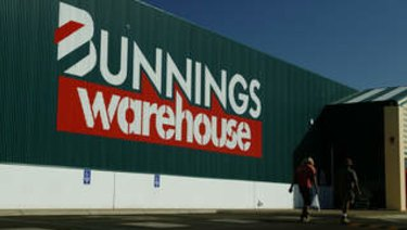 Wesfarmers has been hit hard by Bunnings' troubled expansion into the UK.