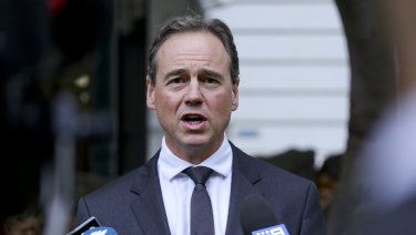 "Health Minister Greg Hunt says suicide statistics in Australia are ""unacceptable"" and the government will do all it can to reverse them."