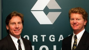 Brothers, Peter and Rodney Higgins founded Mortgage Choice.