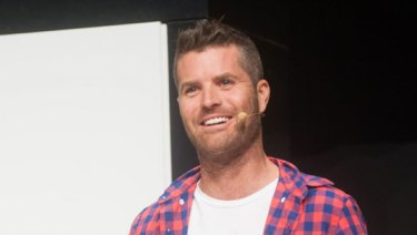 Celebrity chef and best-selling author Pete Evans.