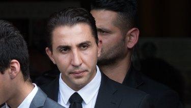 Mafia figure Rocco Arico.