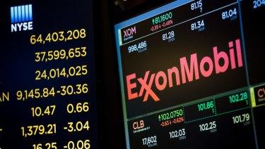 Exxon Mobil Corp.