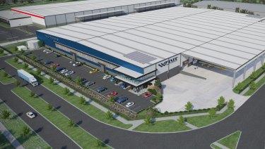 Dexus has leased a speculative 21,830sq m industrial development in Melbourne's Truganina to e-commerce supply chain solutions provider, Winit Trade.