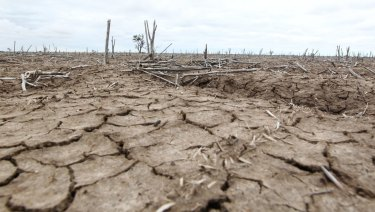 Water is a fraught issue in the Murray-Darling Basin, particularly during droughts.