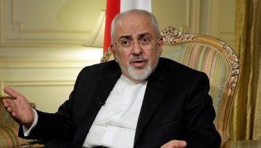 Iran's Foreign Minister Mohammad Javad Zarif has dismissed the Israeli PM's claims.