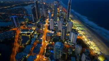 The Gold Coast in Queensland is one of the top destinations for Sydney families over the April school holidays.