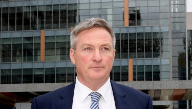 "Westpac's general manager of small business banking, Alastair Welsh, acknowledged the banker had made ""the wrong call"""