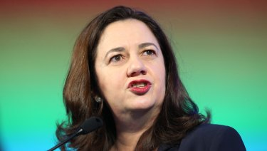 Premier Annastacia Palaszczuk has finally released the 154-page KPMG report into the Queensland public service.
