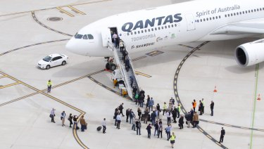 Qantas flies several routes into China, which is forecast to become the world's biggest aviation market by 2022.