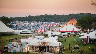 Splendour in the Grass 2018 kicked off on Friday and will run until Sunday.