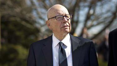 Rupert Murdoch's News Corp will take aim at Google and Facebook