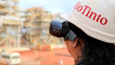 Lawyers for Rio Tinto have blasted the US corporate regulator.