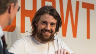 Global player: Atlassian co-CEO Mike Cannon-Brookes.