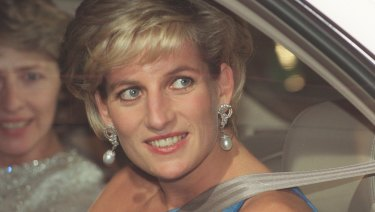 "Demarchelier was Princess Diana's ""personal photographer""."