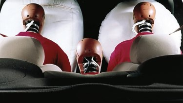 About 330,000 Holden vehicles will be recalled over the dangerous airbags.