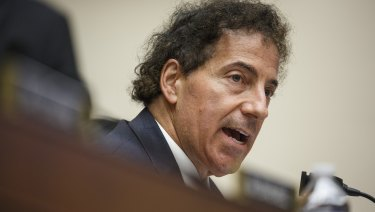 Representative Jamie Raskin, a Democrat from Maryland, said Republicans were pursuing imaginary claim of censorship.