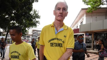 Peter Scully has been accused of some of the most vile child exploitation charges ever investigated in the Philippines.