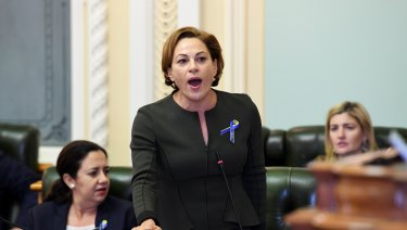 Queensland Treasurer Jackie Trad is hoping for Cross River Rail funding in the federal budget.