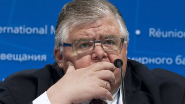 BIS chief Agustin Carstens has labelled bitcoin 'an environmental disaster'.
