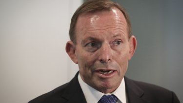 Reportedly invited to the opening: Former Prime Minister Tony Abbott