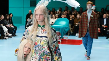 Gucci is still the biggest earner for owner Kering.