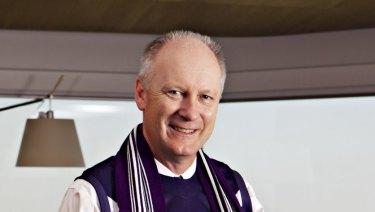 Qantas chairman elect Richard Goyder.