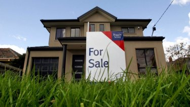 Signs are used to direct potential buyers - but not everyone's happy with their use.