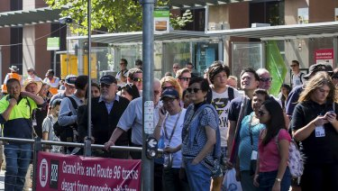 Melbourne's trams are reaching capacity.