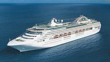 Passengers aboard the Sea Princess were hit by norovirus.