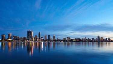 Perth has increased its number of globally connected businesses, overtaking Brisbane.
