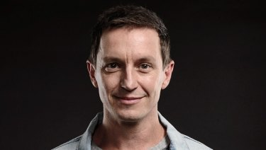 Rove McManus is doing standup at the Spiegeltent on Friday night.