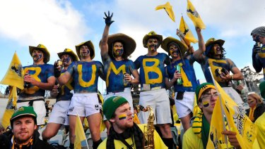 The Brumbies are trying to rally support in Canberra, warning the club may not exist in the future if fans don't come back to the stands.