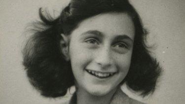 An ordinary girl: Anne Frank.