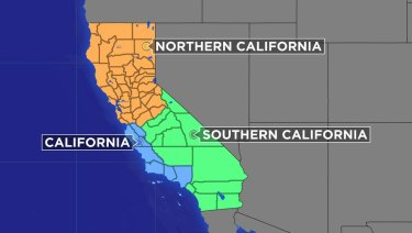 The public will vote on the proposal to split California into three states.